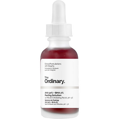The Ordinary - AHA 30% + BHA 2% Peeling Solution