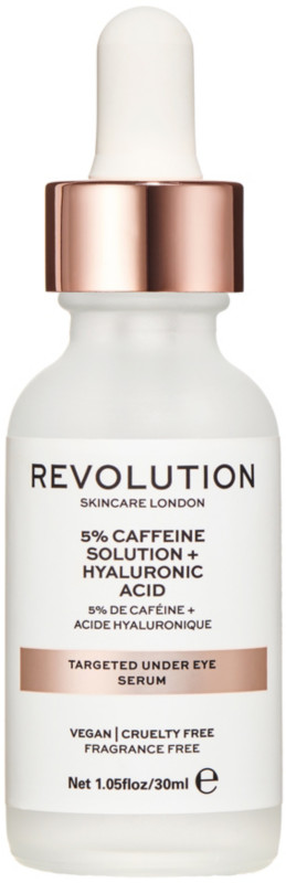Ulta Beauty - REVOLUTION SKINCARE Targeted Under Eye Serum - 5% Caffeine