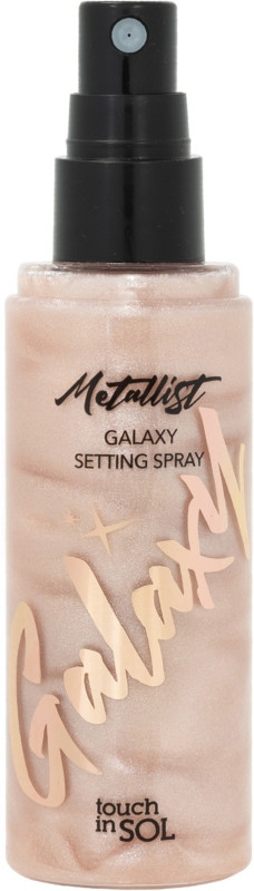 Touch in Sol - Metallist Galaxy Setting Spray