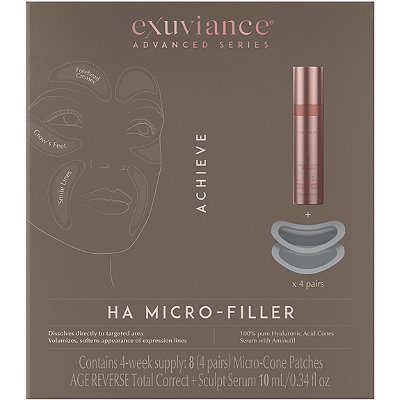 Exuviance HA Micro-Filler Hyaluronic Acid Wrinkle Patches