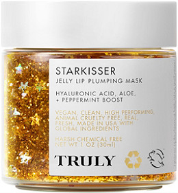 Truly Organic - Star Kisser Jelly Lip Plumping Mask