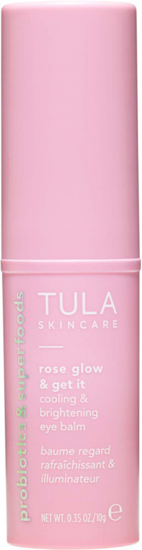Tula - Rose Glow Cooling and Brightening Eye Balm