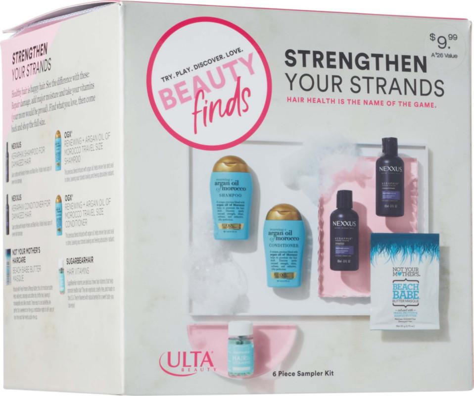 ulta.com - Beauty Finds by ULTA Beauty Strengthen Your Strands Set