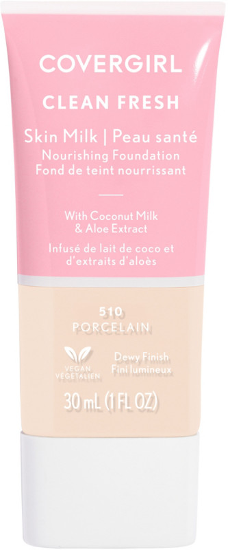 Covergirl - Clean Fresh Skin Milk Foundation