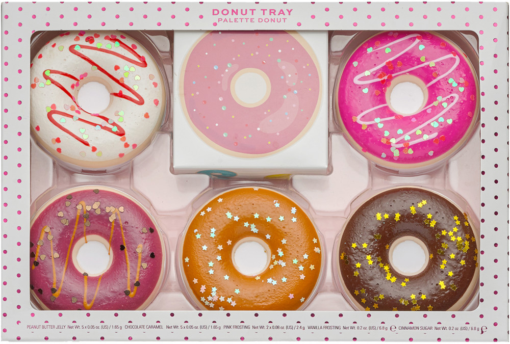 Ulta Beauty - I Heart Revolution Donut Tray Donut Palette Kit | Ulta Beauty