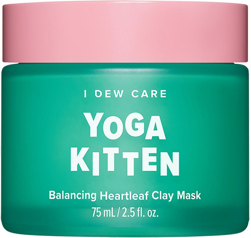 ulta.com - I Dew Care Yoga Kitten Balancing Heartleaf Clay Mask