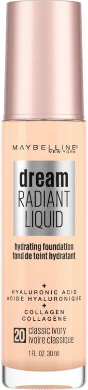 Ulta Beauty - Maybelline Dream Radiant Liquid Foundation   Ulta Beauty
