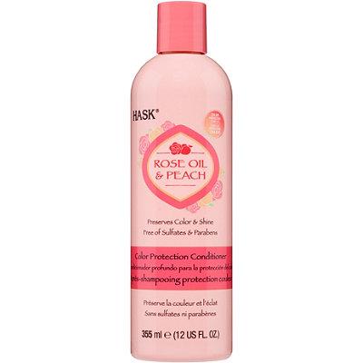 Hask - Rose Oil & Peach Conditioner