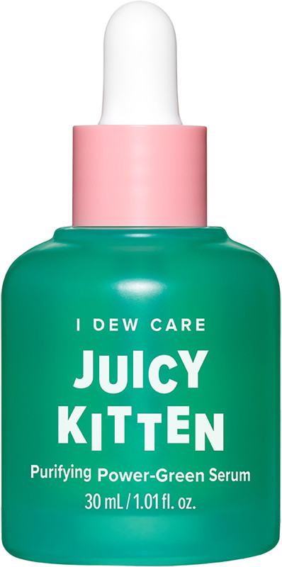 Ulta Beauty - I Dew Care Juicy Kitten Purifying Power-Green Serum