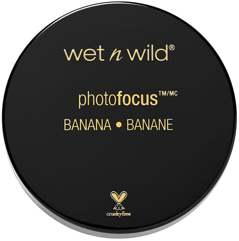 Wet N' Wild - Wet n Wild Photo Focus Loose Setting Powder Banana