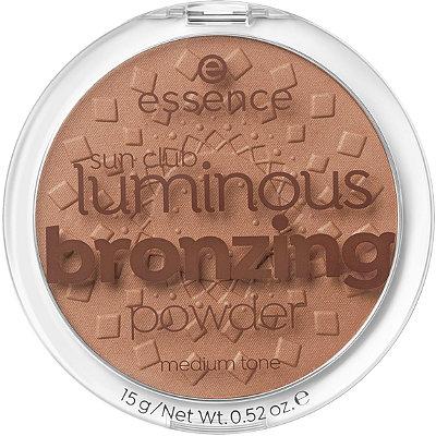 Essence - Sun Club Luminous Bronzing Powder