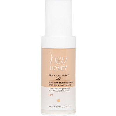 Hey Honey - Trick & Treat CC² Active Propolis Color Correcting Cream