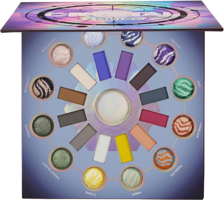 BH Cosmetics - Crystal Zodiac - 25 Color Eyeshadow & Highlighter Palette