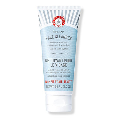First Aid Beauty - Travel Size Pure Skin Face Cleanser