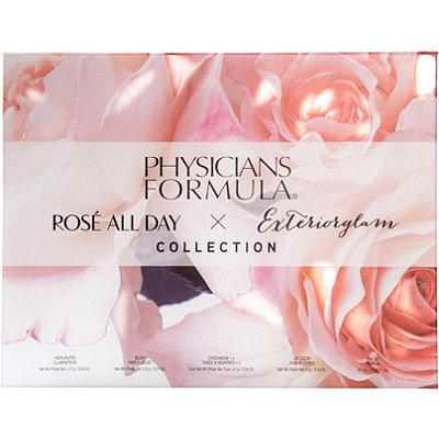 Physicians Formula - Rosé All Day x Exteriorglam Palette
