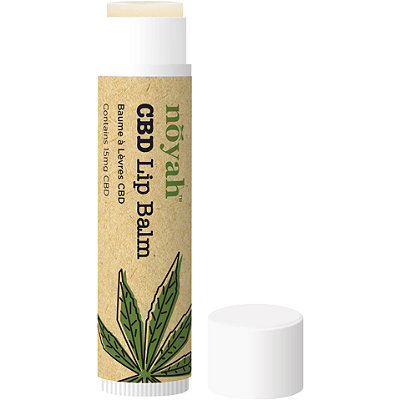 noyah - Food-Grade & Natural CBD Vanilla Lip Balm