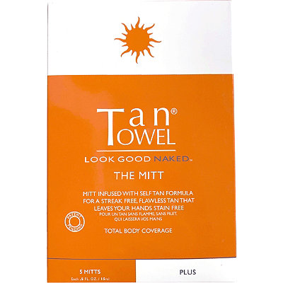 Tan towel - The Mitt Pack