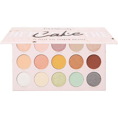 Ulta Beauty - Here For The Cake Eye Shadow Palette