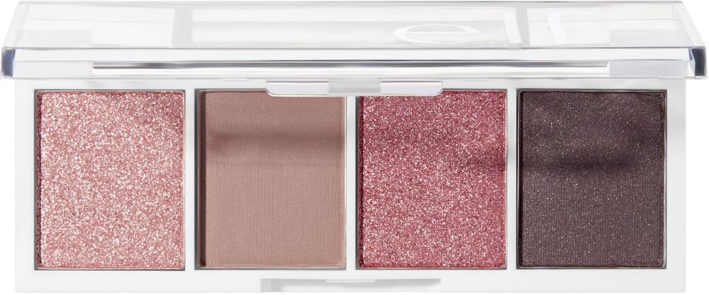 E.l.f Cosmetics - Bite Size Eyeshadow Palette, Rose Water