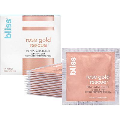 Bliss - Rose Gold Rescue Gentle Resurfacing Peel
