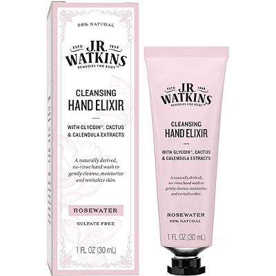 J.R. Watkins - Cleansing Rosewater Hand Elixir