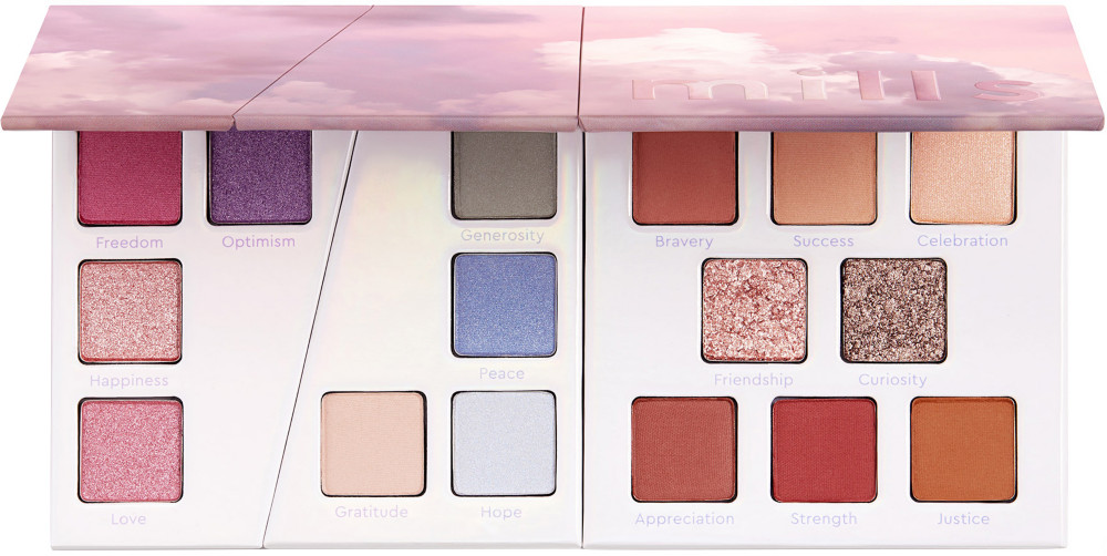 Florence by Mills 16 Wishes Eyeshadow Palette