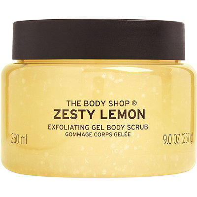 The Body Shop - Limited Edition Zesty Lemon Body Scrub