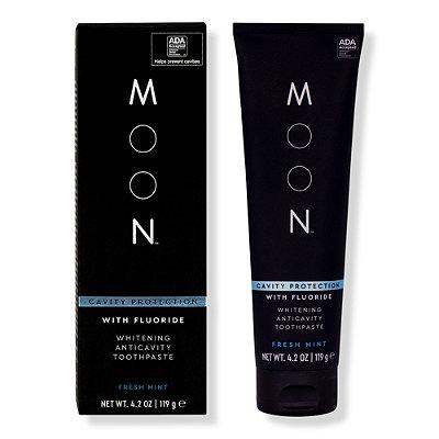 Moon - Anticavity Whitening Fluoride Fresh Mint Toothpaste