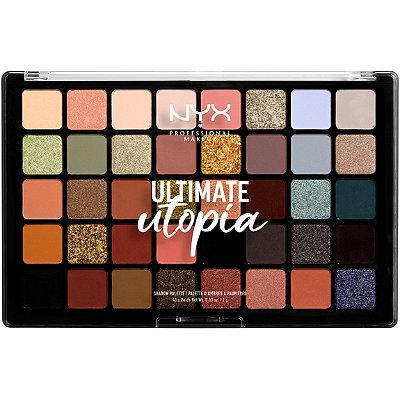 NYX Ultimate Utopia Shadow Palette