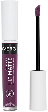 Covergirl - CoverGirl Outlast UltiMatte One Step Liquid Lip Color