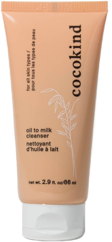 Cocokind - oil to milk cleanser