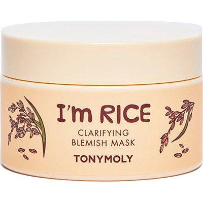 Tonymoly - I'm Rice Clarifying Blemish Mask