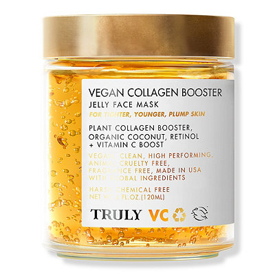 Truly - Vegan Collagen Anti-Aging Jelly Face Mask