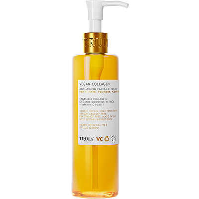 Truly - Vegan Collagen Anti-Aging Facial Cleanser