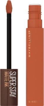 Maybelline - SuperStay Matte Ink Liquid Lipstick Coffee Edition