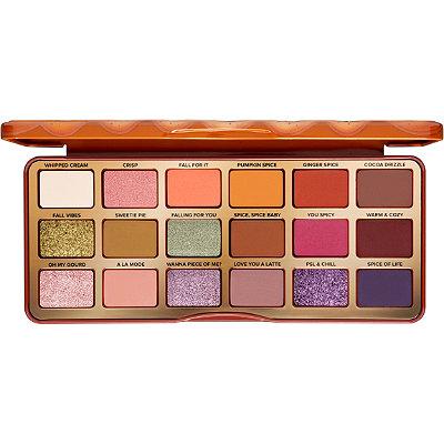 Toofaced - Pumpkin Spice Eyeshadow Palette