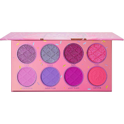 BH Cosmetics Cotton Candy - 8 Color Shadow Palette
