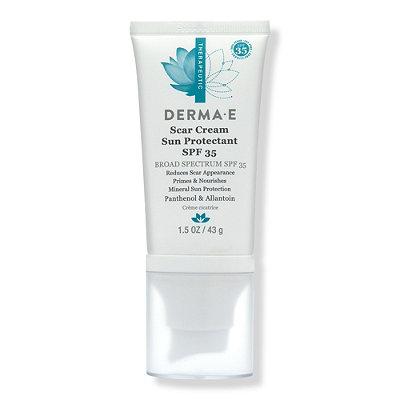 Derma E - Scar Cream Sun Protectant SPF 35