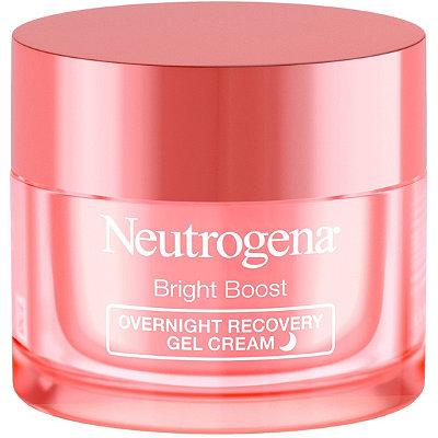 Neutrogena - Bright Boost Overnight Recovery Gel Cream