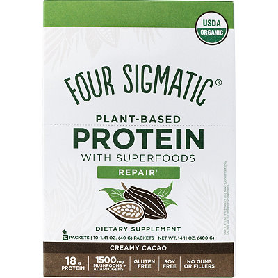 Four Sigmatic - Plant-based Protein With Superfoods Creamy Cacao