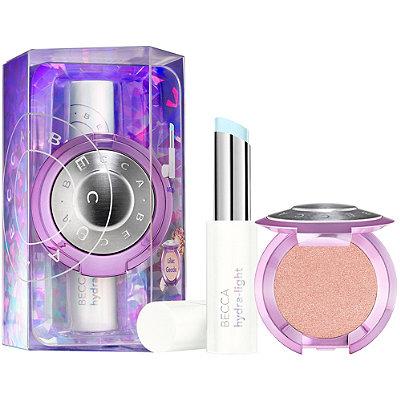 Becca Cosmetics BECCA x Barbie Ferreira Prismatica Light & Lip Duo