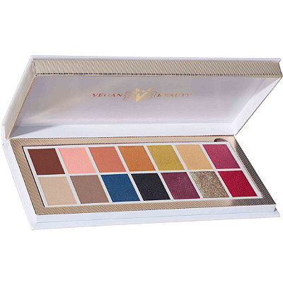 KVD Beauty Edge of Reality Fully Recyclable Eyeshadow Palette