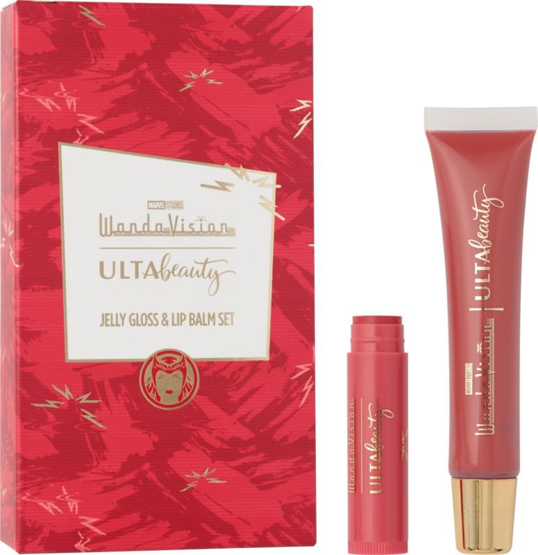 Ulta Beauty Ulta Beauty Collection X Marvel's WandaVision Mauve Jelly Gloss & Lip Balm