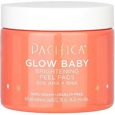 Pacifica - Glow Baby Brightening Peel Pads 10% AHA + BHA