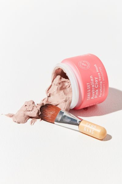 Sand and Sky - Australian Pink Clay Face Mask