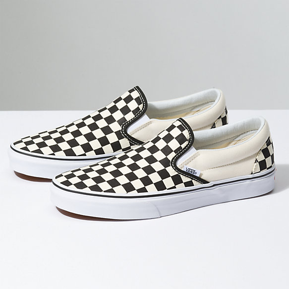 vans - Checkerboard Slip-On