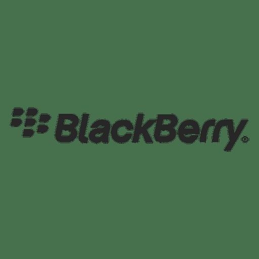 Blackberry's logo