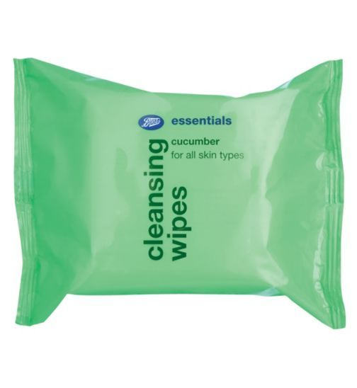 makeupalley.com - Boots Essentials Cucumber Facial Wipes