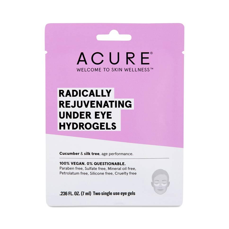 Acure - ACURE Radically Rejuvenating Under Eye Hydrogel Mask