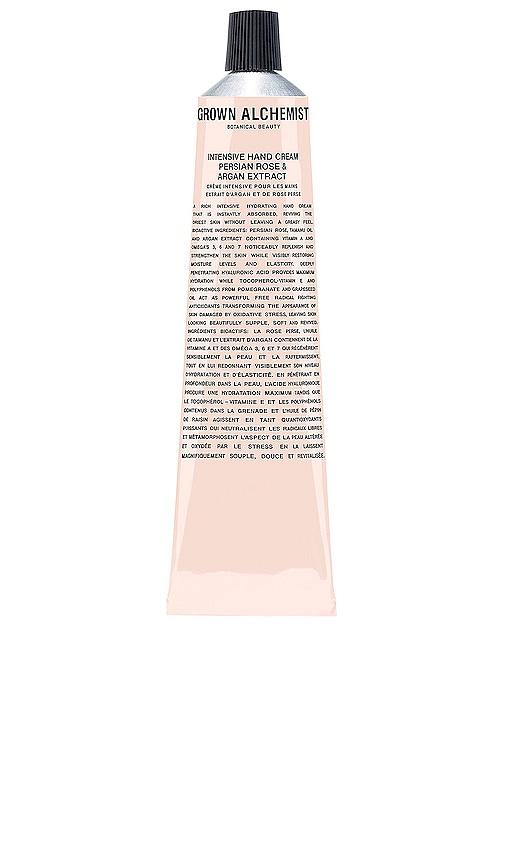 Grown Alchemist - Intensive Hand Cream Persian Rose & Argan Extract